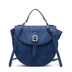 Pink Haley Blue Amina Top Handle Crossbody Bag
